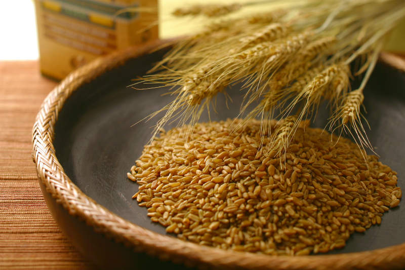 Wheats and freekeh production