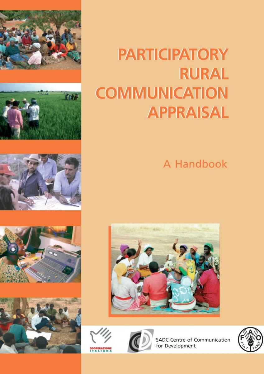 Participatory Rural Communication Appraisal